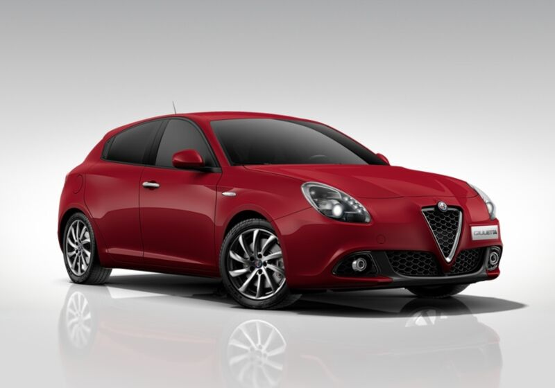 ALFA ROMEO Giulietta 1.6 JTDm 120 CV Rosso Alfa Km 0 B90BQ9B-54081_esterno_lato_1