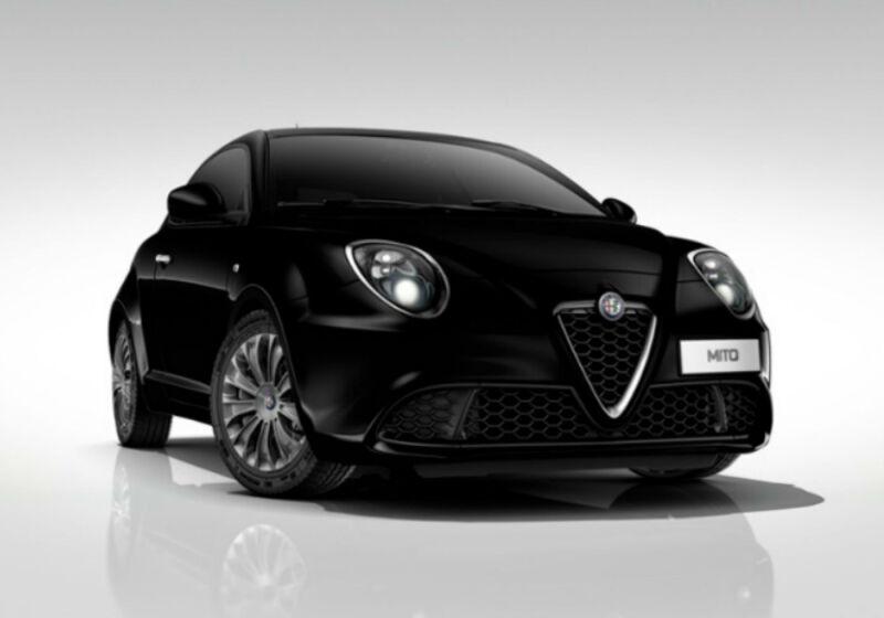 ALFA ROMEO MiTo 1.3 JTDm 95CV S&S Nero Alfa Km 0 SW0B4WS-a