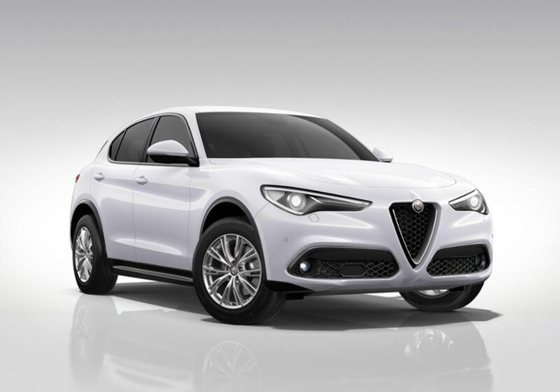 ALFA ROMEO Stelvio 2.2 Turbodiesel 180 CV AT8 Q4 Executive Bianco Alfa Km 0 5L0B5L5-46541_esterno_lato_1