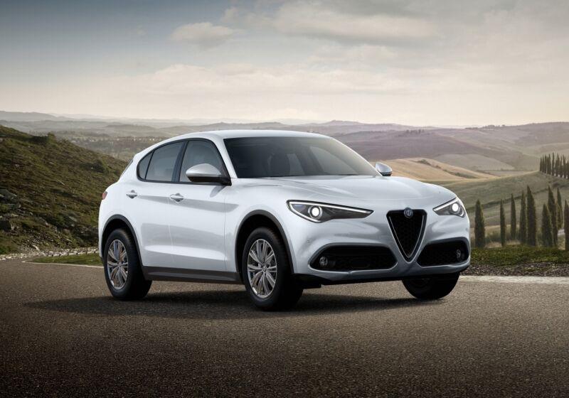 ALFA ROMEO Stelvio 2.2 Turbodiesel 190 CV AT8 Q4 Business Bianco Alfa Km 0 AV0CEVA-a-v1