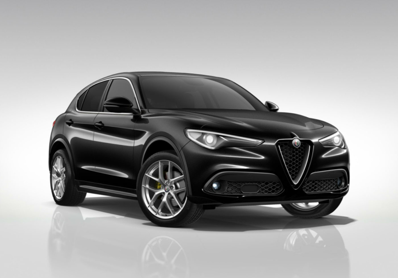 ALFA ROMEO Stelvio 2.2 Turbodiesel 190 CV AT8 Q4 Executive Nero Vulcano Km 0 0000V4C-a