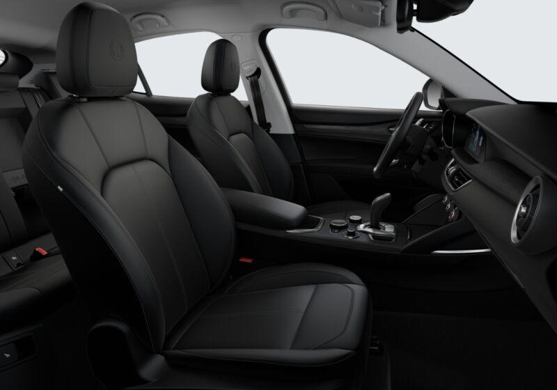 ALFA ROMEO Stelvio 2.2 Turbodiesel 190 CV AT8 RWD Executive Blu Anodizzato Km 0 3Q0BPQ3-51846_interno_lato_6