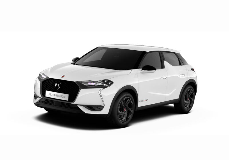 DS 3 Crossback BlueHDi 100 Performance Line Bianco Assoluto Km 0 GT0B6TG-a