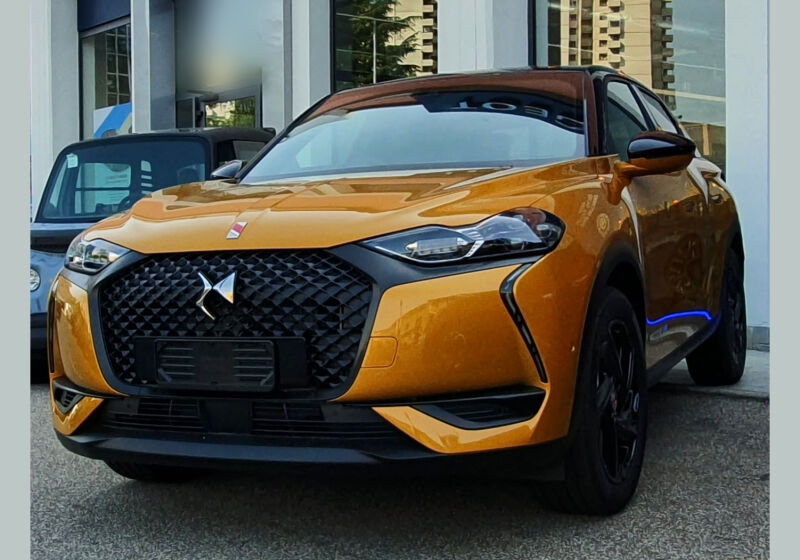 DS DS 3 Crossback PureTech 100 Performance Line Oro Imperiale Km 0 WC0CGCW-ge659lk-v2
