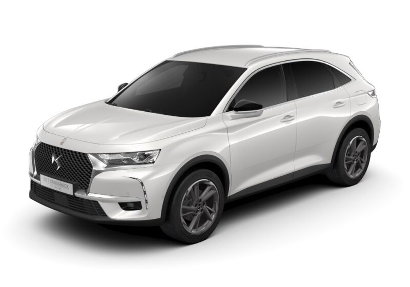 DS 7 Crossback 1.6 e-tense Business 4x4 auto Bianco Assoluto Da immatricolare TA0B9AT-a